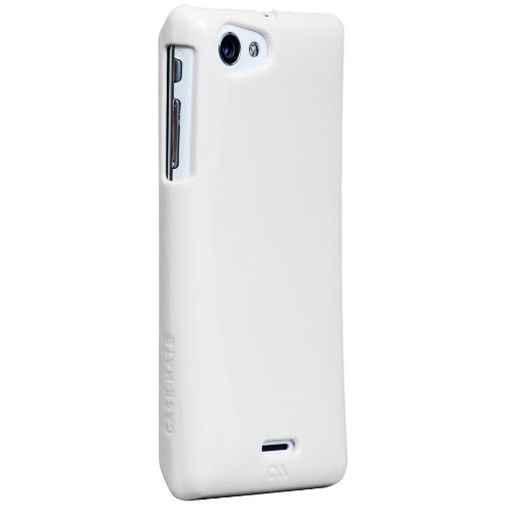 Productafbeelding van de Case-Mate Barely There Case White Sony Xperia J