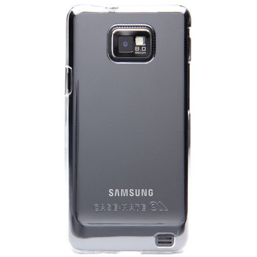 Productafbeelding van de Case Mate Barely There Clear Samsung Galaxy S II