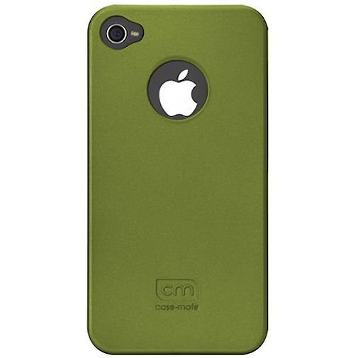 Productafbeelding van de Case Mate Barely There Green iPhone 4