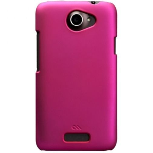 Productafbeelding van de Case-Mate Barely There HTC One X Pink