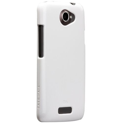 Productafbeelding van de Case-Mate Barely There White HTC One X