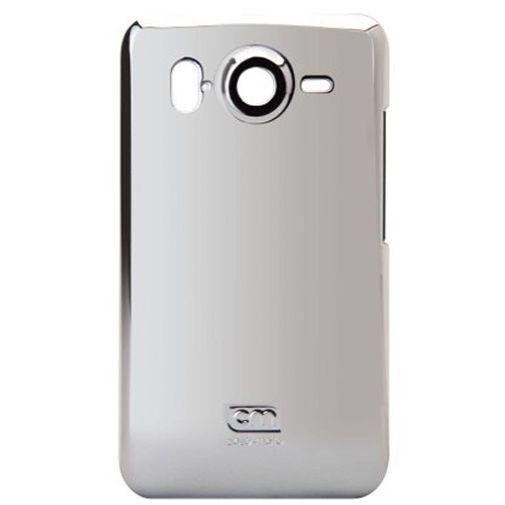 Productafbeelding van de Case Mate Barely There Metallic Silver HTC Desire HD