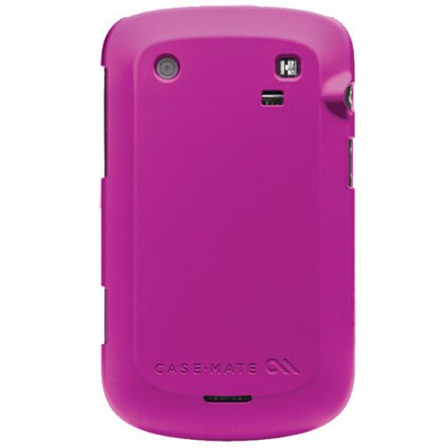 Productafbeelding van de Case Mate Barely There Pink BlackBerry Bold 9900/9930