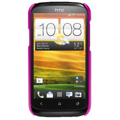 Productafbeelding van de Case-Mate Barely There Pink HTC Desire X