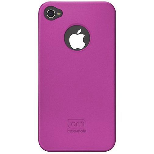 Productafbeelding van de Case Mate Barely There Pink iPhone 4