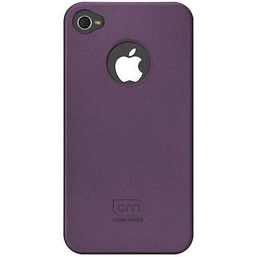 Productafbeelding van de Case Mate Barely There Purple iPhone 4