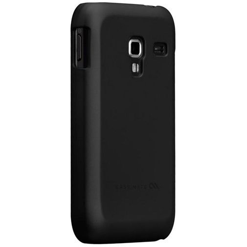 Productafbeelding van de Case-Mate Barely There Samsung Galaxy Ace 2 Black