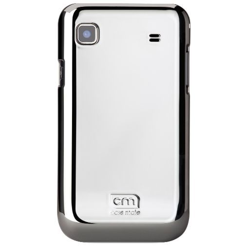 Productafbeelding van de Case-Mate Barely There Samsung Galaxy S Metallic Silver