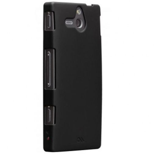 Productafbeelding van de Case-Mate Barely There Sony Xperia T Black