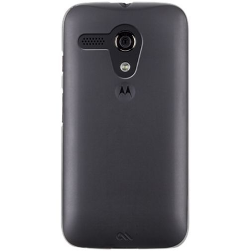 Productafbeelding van de Case-Mate Barely There Transparent Motorola Moto G