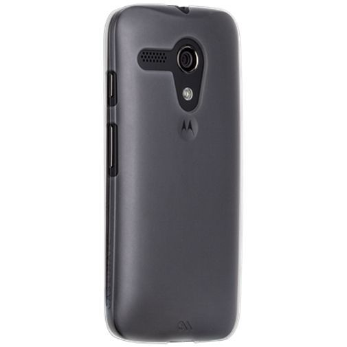 Productafbeelding van de Case-Mate Barely There Transparent Motorola Moto G