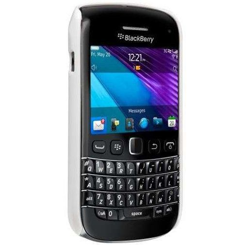 Productafbeelding van de Case Mate Barely There White Blackberry Bold 9790