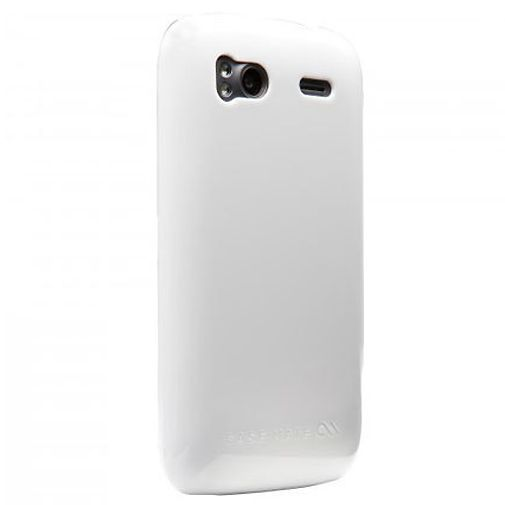 Productafbeelding van de Case Mate Barely There White Glossy HTC Sensation