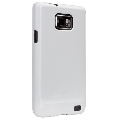 Productafbeelding van de Case Mate Barely There White Glossy Samsung Galaxy S II