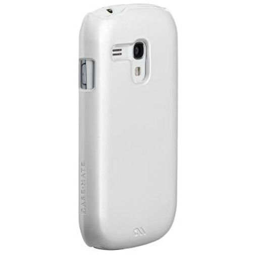 Productafbeelding van de Case-Mate Barely There White Samsung Galaxy S3 Mini (VE)