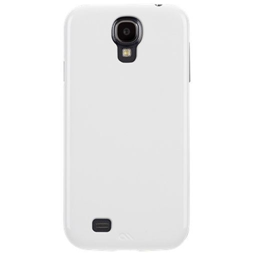 Productafbeelding van de Case-Mate Barely There White Samsung Galaxy S4