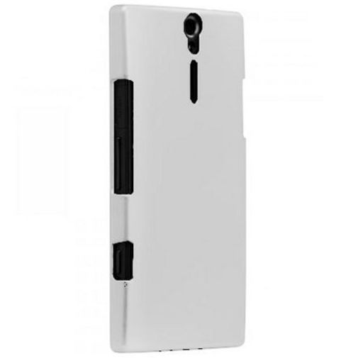 Productafbeelding van de Case Mate Barely There White Sony Xperia S
