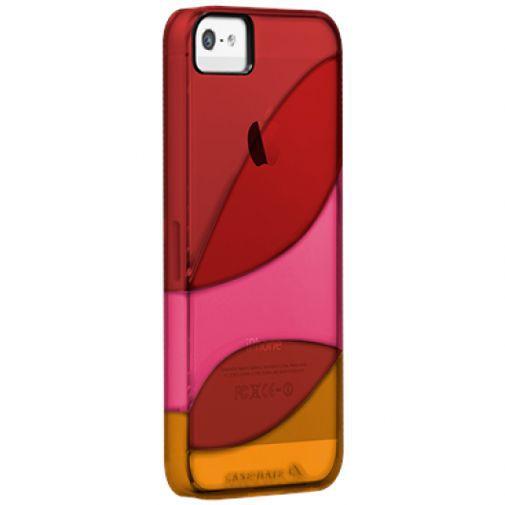 Productafbeelding van de Case-Mate Colorways Case Pink/Orange Apple iPhone 5/5S/SE