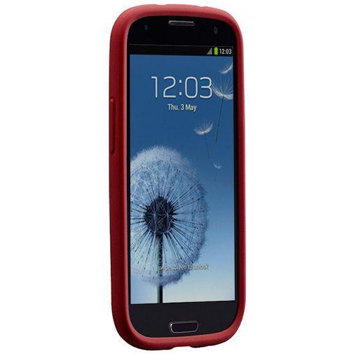 Productafbeelding van de Case-Mate Emerge Smooth Case Samsung Galaxy S3 (Neo) Red