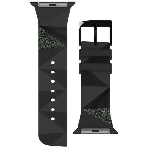 Productafbeelding van de Case-Mate Facets Polsband Black Apple Watch 38mm