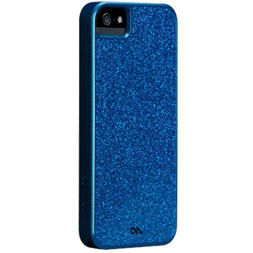 Productafbeelding van de Case-Mate Glam Apple iPhone 5/5S Blue