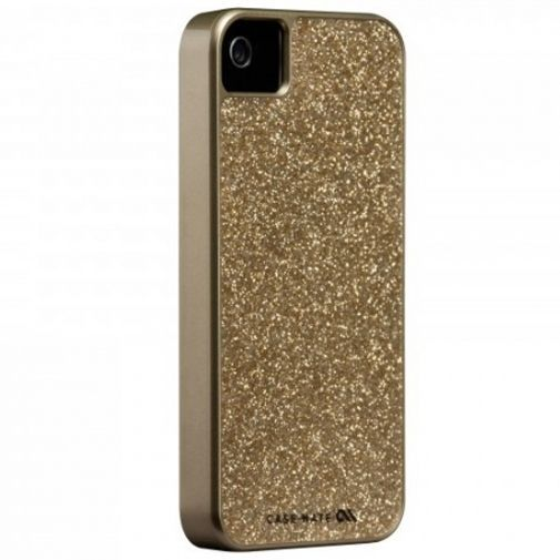 Productafbeelding van de Case-Mate Glam Apple iPhone 5/5S Gold
