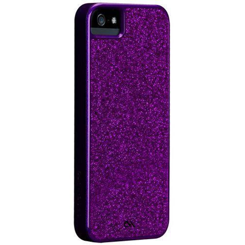 Productafbeelding van de Case-Mate Glam Case Purple Apple iPhone 5/5S