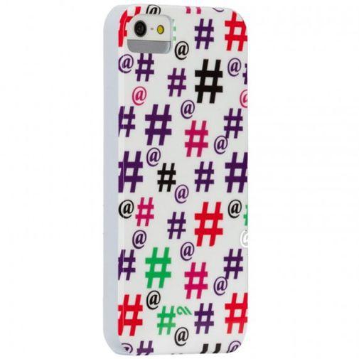 Productafbeelding van de Case-Mate Hashtag Studio Print Case Apple iPhone 5/5S/SE