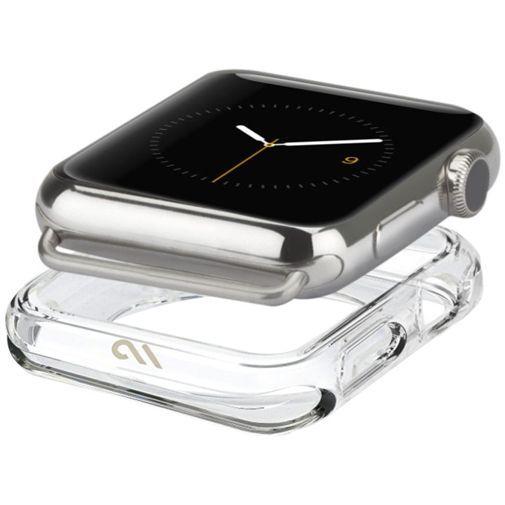 Productafbeelding van de Case-Mate Naked Tough Bumper Clear Apple Watch 38mm