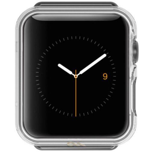 Productafbeelding van de Case-Mate Naked Tough Bumper Clear Apple Watch 42mm
