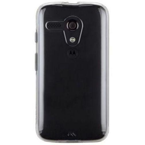 Productafbeelding van de Case-Mate Naked Tough Transparant Motorola Moto G