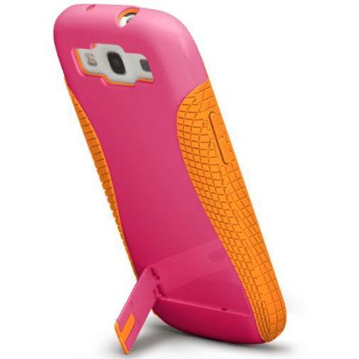 Productafbeelding van de Case-Mate POP Case Samsung Galaxy S3 (Neo) Pink/Orange