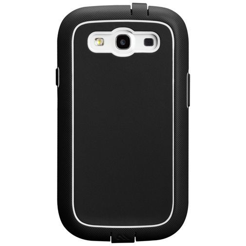 Productafbeelding van de Case-Mate Phantom Case Black/White Samsung Galaxy S3 (Neo)