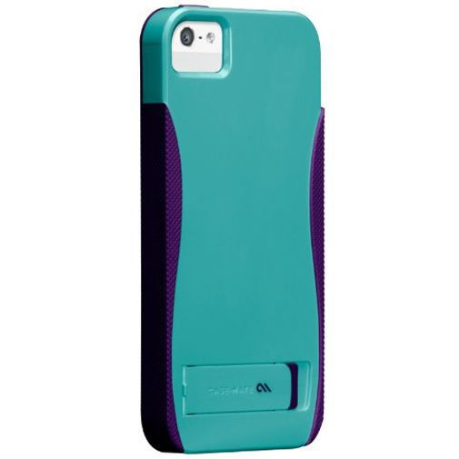 Productafbeelding van de Case-Mate Pop Case Blue Apple iPhone 5/5S/SE