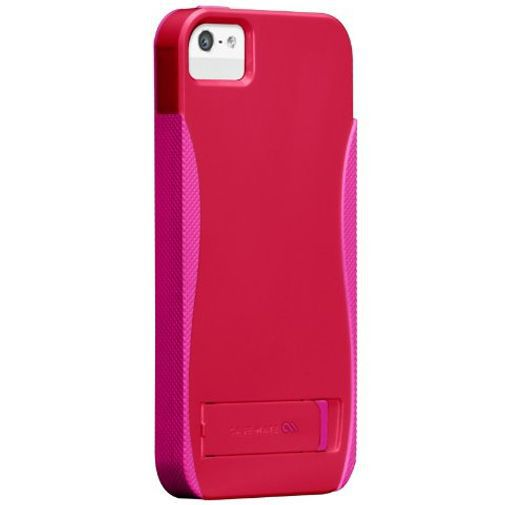 Productafbeelding van de Case-Mate Pop Case Red Apple iPhone 5/5S/SE