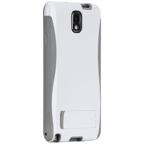 Productafbeelding van de Case-Mate Pop Case Samsung Galaxy Note 3 White/Grey