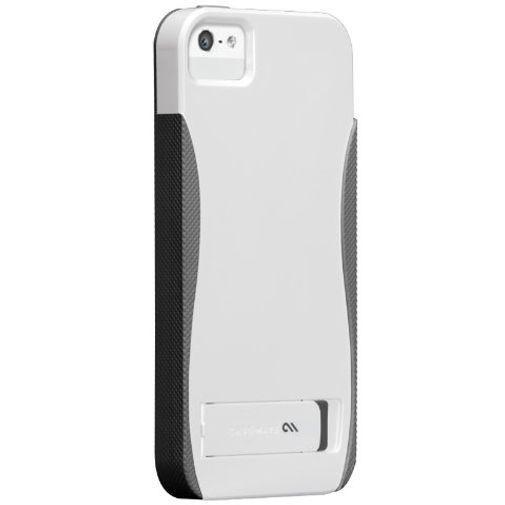 Productafbeelding van de Case-Mate Pop Case White Titanium Apple iPhone 5/5s