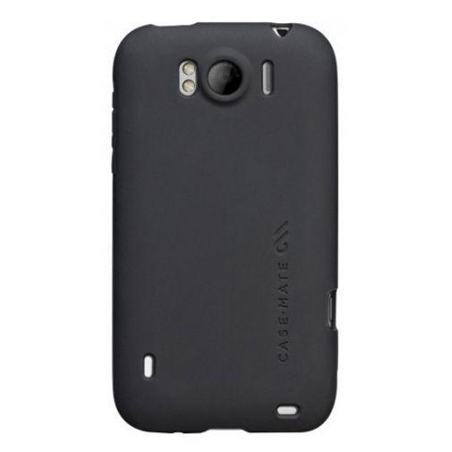 Productafbeelding van de Case Mate Safe Skin Black HTC Sensation XL