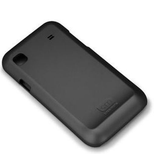 Productafbeelding van de Case-Mate Samsung Galaxy S (Plus) Barely There Black