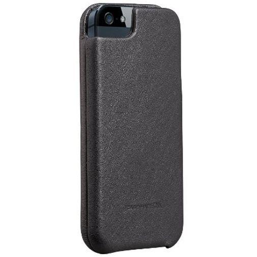 Productafbeelding van de Case-Mate Signature Case Black Apple iPhone 5/5S/SE