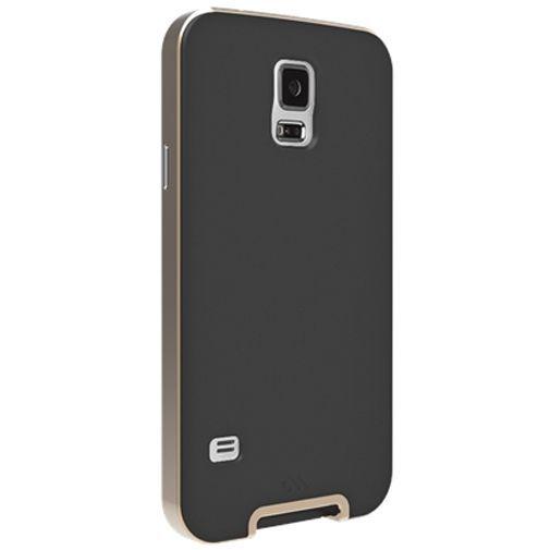 Productafbeelding van de Case Mate Slim Tough Case Samsung Galaxy S5 Black/Gold
