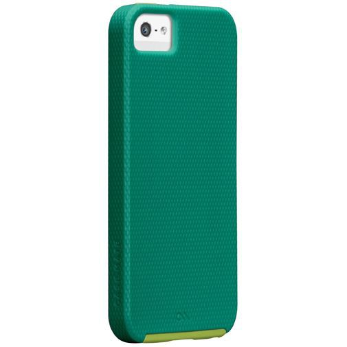 Productafbeelding van de Case-Mate Tough Case Green Apple iPhone 5/5S