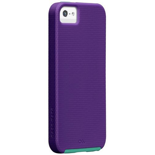 Productafbeelding van de Case-Mate Tough Case Purple Apple iPhone 5/5S
