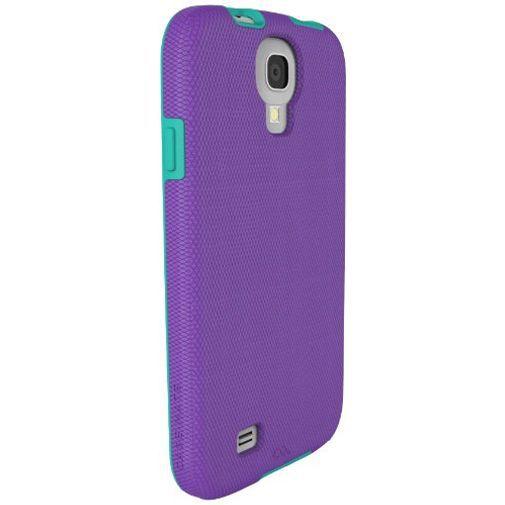 Productafbeelding van de Case-Mate Tough Case Samsung Galaxy S4 Purple/Blue
