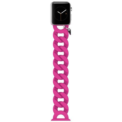 Productafbeelding van de Case-Mate Turnlock Polsband Pink Apple Watch 38mm
