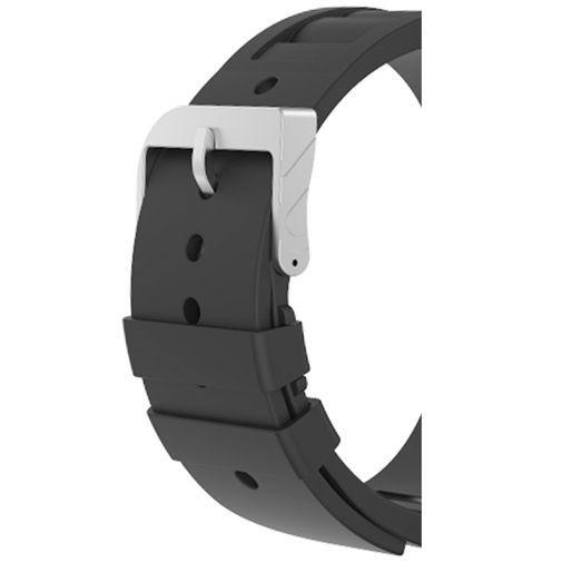 Productafbeelding van de Case-Mate Vented Polsband Black Apple Watch 42mm
