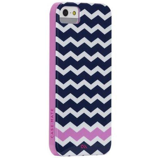 Productafbeelding van de Case-Mate Ziggy Zag Studio Print Case Apple iPhone 5/5S