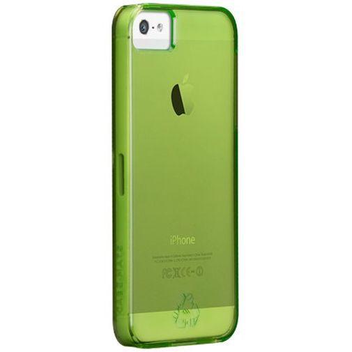Productafbeelding van de Case-Mate rPet Case Green Apple iPhone 5/5S