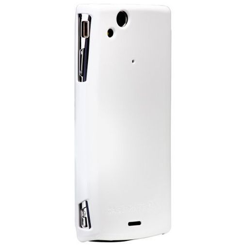 Productafbeelding van de Case Mate Barely There White Glossy Sony Ericsson Xperia Arc