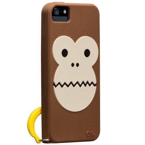 Productafbeelding van de Case-mate Creatures Bubbles Apple iPhone 5/5S Brown